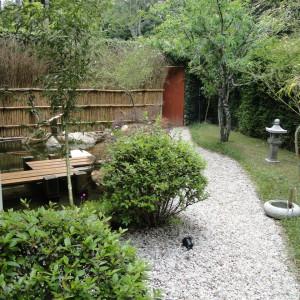 Jardim Japonês por Jair Pinheiro