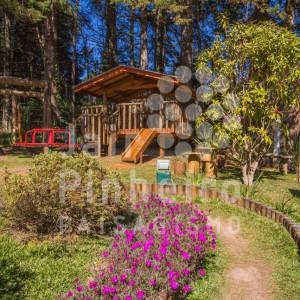 Jardim Recreativo por Jair Pinheiro