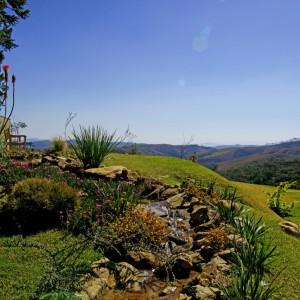 Jardim Inglês por Jair Pinheiro