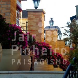 Jardim Renascentista Francês por Jair Pinheiro